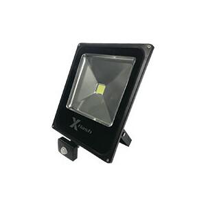 Прожектор X-flash LED с датчиком движения XF-FL-COB-PIR-50W-4000K