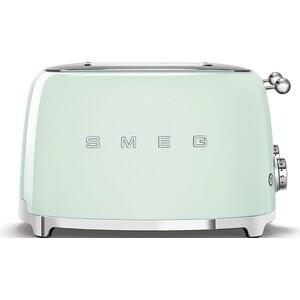 Тостер Smeg TSF03PGEU зеленый