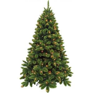 Ель Triumph Tree Триумф Де Люкс 230 см 328 Ламп Зеленая ель triumph tree триумф норд 155 см зеленая