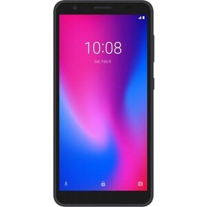 Смартфон ZTE Blade A3 (2020) NFC Dark Grey смартфон zte blade a3 черный 5 16 гб lte wi fi gps 3g bluetooth