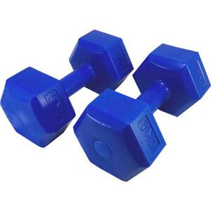 Гантели ProRun виниловые 4 кг х 2 шт