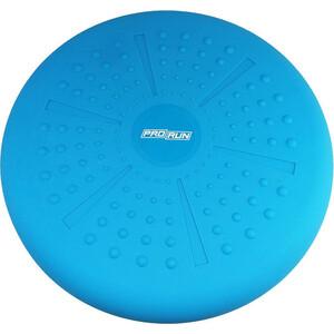 Подушка балансировочная ProRun массажная голубая
