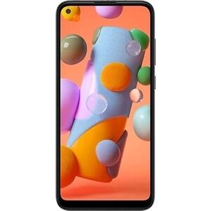 Смартфон Samsung Galaxy A11 черный смартфон
