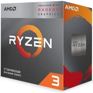 Процессор AMD Ryzen 3 3200G BOX (3.6GHz/Radeon Vega 8)