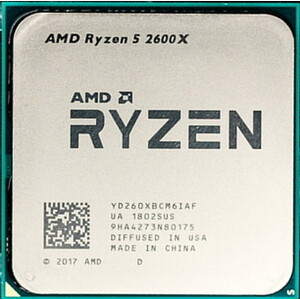 Процессор AMD AMD Ryzen 5 2600X OEM (4.25GHz, 19MB, 95W, AM4) цена 2017