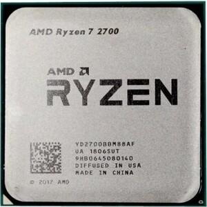 Процессор AMD AMD Ryzen 7 2700 OEM (3.2-4.1GHz, 20MB, 65W, AM4) цена 2017