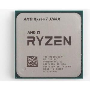 Процессор AMD AMD Ryzen 7 3700X OEM (3.6GHz up to 4.4GHz/8x512Kb+32Mb, 8C/16T, Matisse, 7nm, 65W, unlocked, AM4)