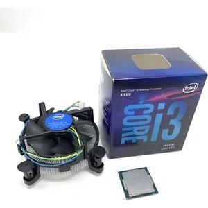 Процессор Intel Intel Core i3-8100 Coffee Lake BOX (3.60Ггц, 6МБ, Socket 1151) цена 2017