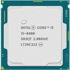 Процессор Intel Core i5-8400 Coffee Lake OEM (2.80Ггц, 9МБ, Socket 1151)