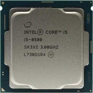Процессор Intel Intel Core i5-8500 Coffee Lake OEM (3.0Ггц, 9МБ, Socket 1151) процессор intel i5 4590 cpu 3 3ghz