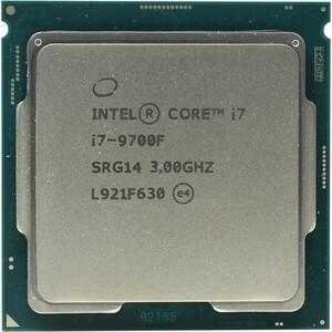 Процессор Intel Core i7-9700F Coffee Lake OEM (without graphics)
