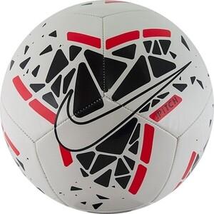 Мяч футбольный Nike Pitch арт. SC3807-102 р.5