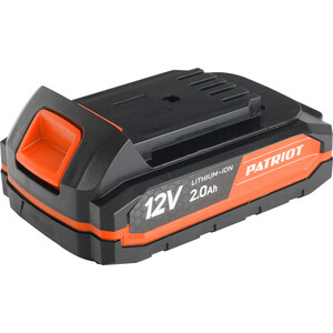 Батарея аккумуляторная PATRIOT BR 12V ES 2.0 Ah (180201120) аккумулятор patriot 12v 1 5 ah bb gsr ni 190200100