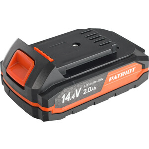Аккумулятор PATRIOT BR 14,4V ES 2.0 Ah (180201121) аккумулятор patriot 12v 1 5 ah bb gsr ni 190200100