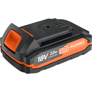 Аккумулятор PATRIOT BR 18V UES 2.0 Ah (180201122)