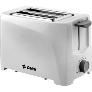 Тостер Delta DL-6900 белый вентилятор delta dl 020n белый зеленый