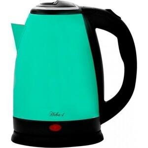 Чайник электрический Великие реки Нева-1 зеленый