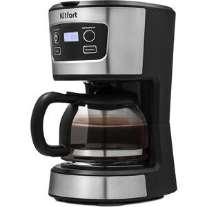 Кофеварка KITFORT KT-738 кофеварка kitfort kt 702