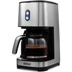 Кофеварка KITFORT KT-750 кофеварка kitfort kt 702
