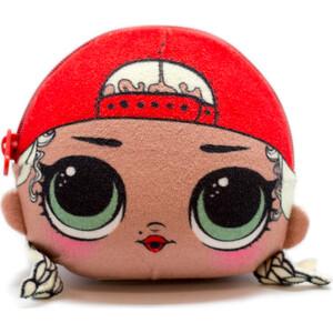 Коллекция игрушек LOL MCSwag Плюшевая сумочка-антистресс с сюрпризом внутри Игрушка-антистресс браслет шармик 3 предмета