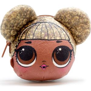 Коллекция игрушек LOL QueenBee Плюшевая сумочка-антистресс с сюрпризом внутри Игрушка-антистресс браслет шармик 3 предмета