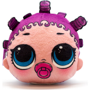 Коллекция игрушек LOL LilRollerSK8er Плюшевая сумочка-антистресс с сюрпризом внутри Игрушка-антистресс браслет шармик 3 предмета