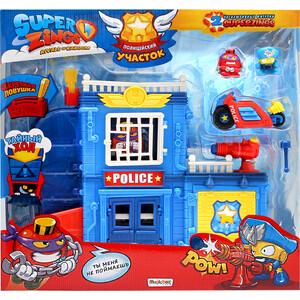 Игровой набор SuperZing Полицейский участок