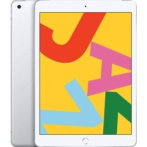 цена на Планшет Apple iPad (2019) Wi-Fi + Cellular 32GB Silver (MW6C2RU/A)