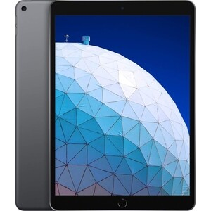 Планшет Apple iPad Air (2019) Wi-Fi + Cellular 256GB Space Grey (MV0N2RU/A) планшет apple ipad pro 11 0 wi fi cellular 1000gb space grey mu1v2ru a