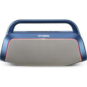 Портативная колонка Hyundai H-PAC580 портативная колонка spire серебристая