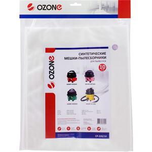 Фильтр для пылесоса Ozone совместимы с NUMATIC HARRY, HENRY, JAMES, 5 шт (CP-220/10)