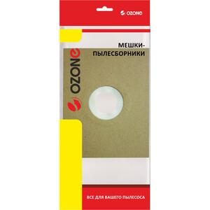 Фильтр для пылесоса Ozone универсальные размер картона: 100 х 130 мм, диаметр отверстия: 40 2 шт (XS-UN01)