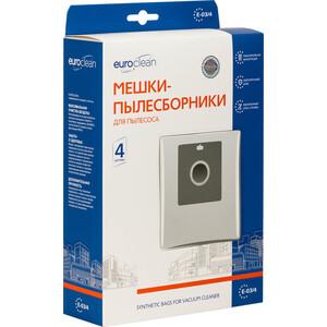 Фильтр для пылесоса Euroclean совместимы с SAMSUNG тип оригинального мешка: VP-77, 4 шт (E-03/4)