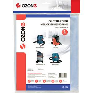 Фильтр для пылесоса Ozone совместимы с BOSCH GAS 15, 20, FLEX, HAMMER, 1 шт (XT-201)