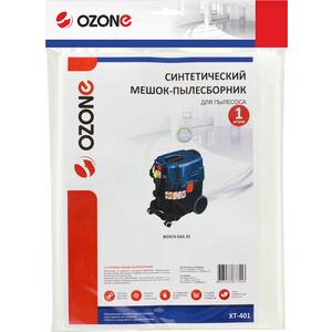 Фильтр для пылесоса Ozone совместимы с BOSCH GAS 35, 1 шт (XT-401)
