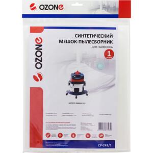 Фильтр для пылесоса Ozone совместимы с SOTECO Y11B1, PANDA 202, 1 шт (CP-243/1)
