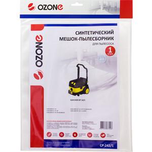 Мешки для пылесоса Ozone совместимы с KARCHER NT 14/1, 1 шт (CP-242/1)