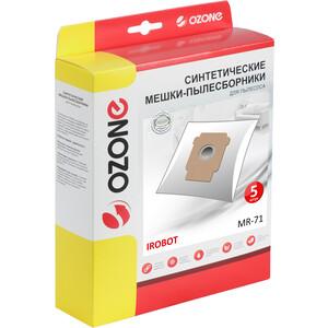 Мешки для пылесоса Ozone iRobot ROOMBA i7, 5шт (MR-71)