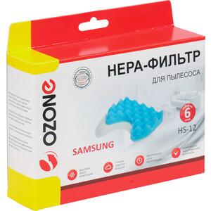 Фильтр для пылесоса Ozone в наборе, совместим с SAMSUNG тип оригинального фильтра: DJ97-00841A (HS-12)