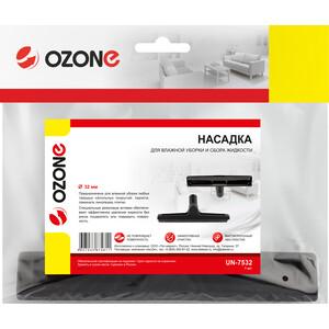 Насадка для пылесоса Ozone с резиновыми вставками влажной уборки (UN-7532)