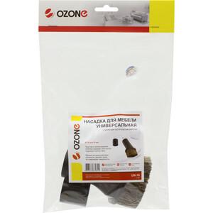 Насадка для пылесоса Ozone универсальная с длинным натуральным ворсом (UN-10)