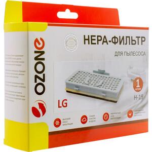 Фильтр для пылесоса Ozone совместим с LG тип оригинального фильтра: VEF-SQ4NS, ADQ56691102 (H-19)