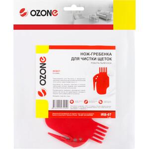 Нож-гребенка Ozone для чистки щеток робота-пылесоса (IRB-07)
