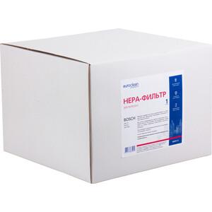 Фильтр для пылесоса Euroclean складчатый, многоразовый, моющийся, совместим с BOSCH (BGSM-15)