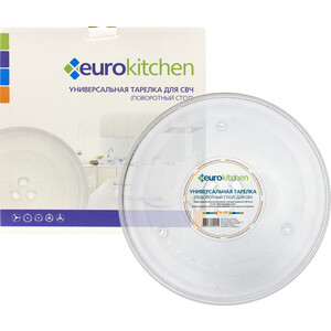 Тарелка для СВЧ Eurokitchen коуплер 250мм (N-08)