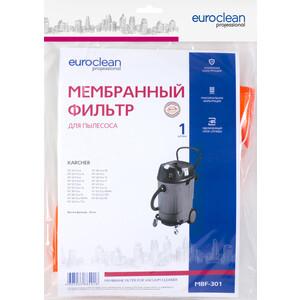 Фильтр для пылесоса Euroclean совместим с KARCHER мембранный матерчатый, 1 шт (MBF-301)