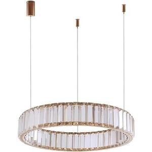 Светильник Newport Подвесной светодиодный 15851/S gold M0061005 подвесной светильник newport jamestown 31118 s smoke