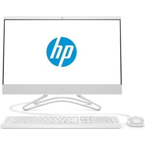 Моноблок HP 22-c0163ur/s white (Core i5 9400T/8Gb/256Gb SSD/noDVD/VGA int/Dos) (9CN87EA) цена 2017