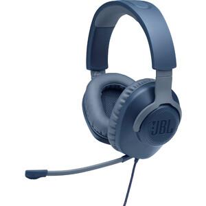 Игровая гарнитура JBL Quantum 100 синий