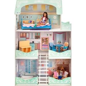 Кукольный домик PAREMO Вивьен Бэль (с мебелью), (PD318-09)